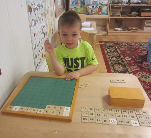 100 board