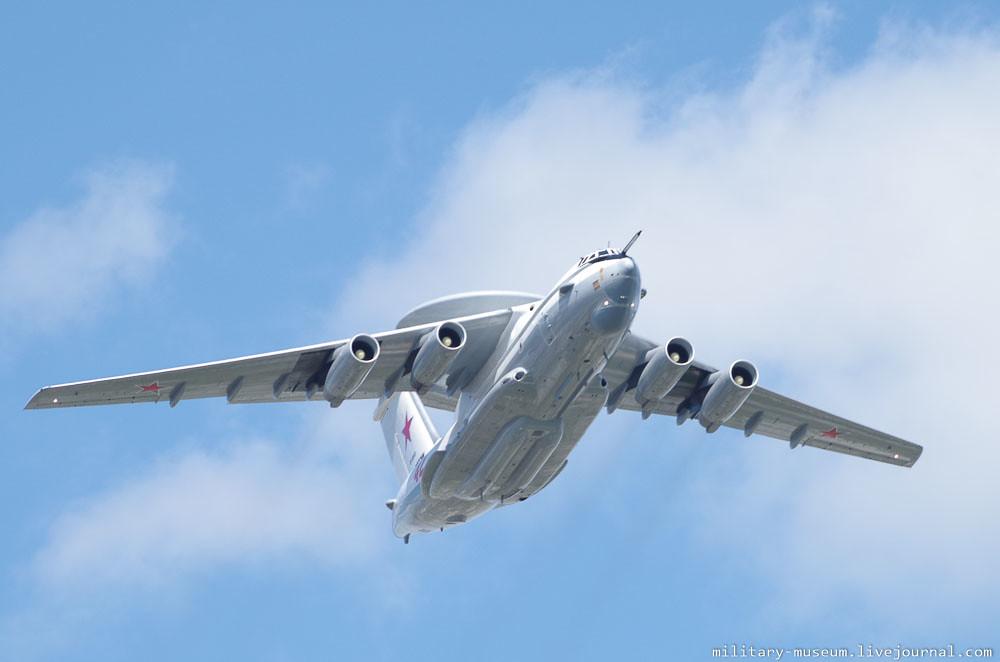 Подготовка к авиапараду 9 мая в Москве-6