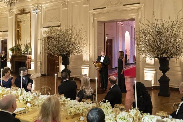 White House Historical Association Dinner