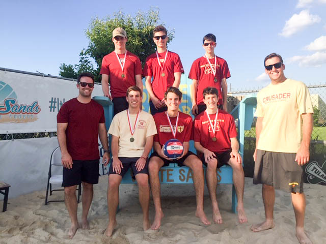 Beach Volleyball Champions 2019