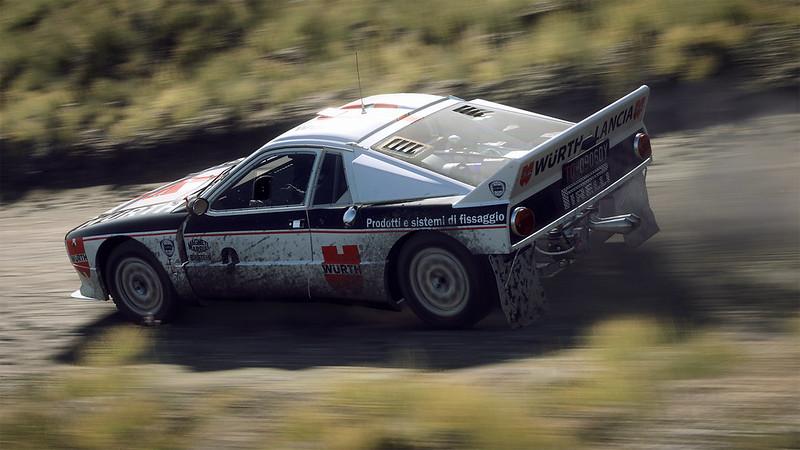 Dirt Rally 2 - Lancia 037 Evo 2