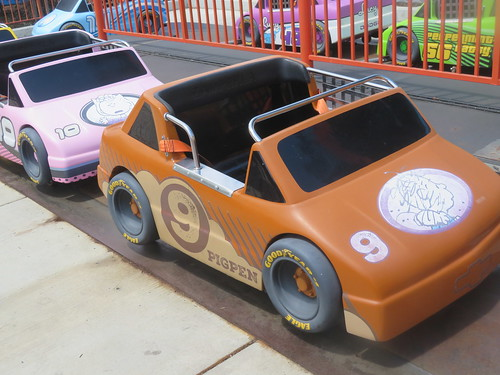 Pigpen's Car