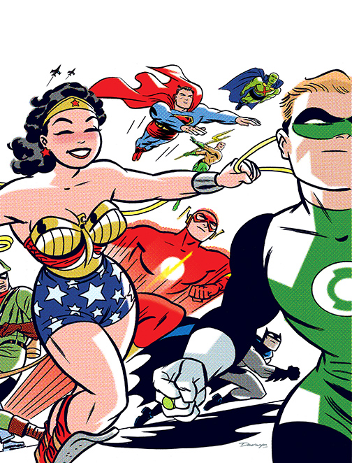 DC Comics August 2019 Solicitations: Collected Editions