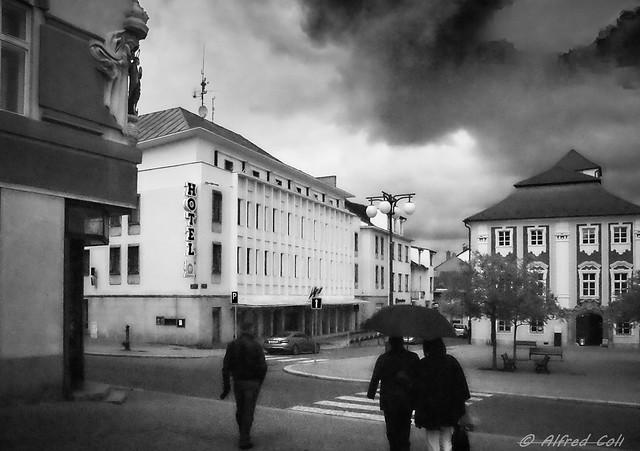 Storm Over Czechia