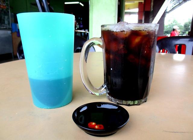 Ching Cai Cafe kopi-o-peng