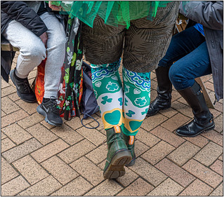MST19/12 - March - St Patrick's recognition