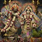 ISKCON Ujjain Deity Darshan 17 May 2019