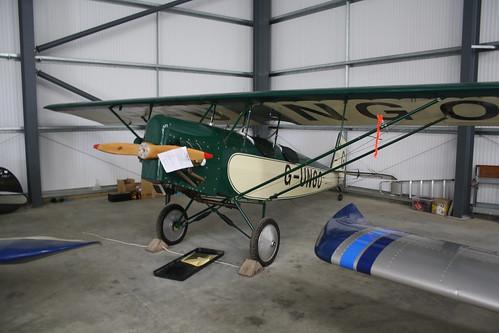 G-UNGO Pietenpol Air Camper [PFA 047-13951] Old Warden 090618