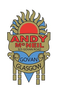 Andy McNeil Headtube Decal.