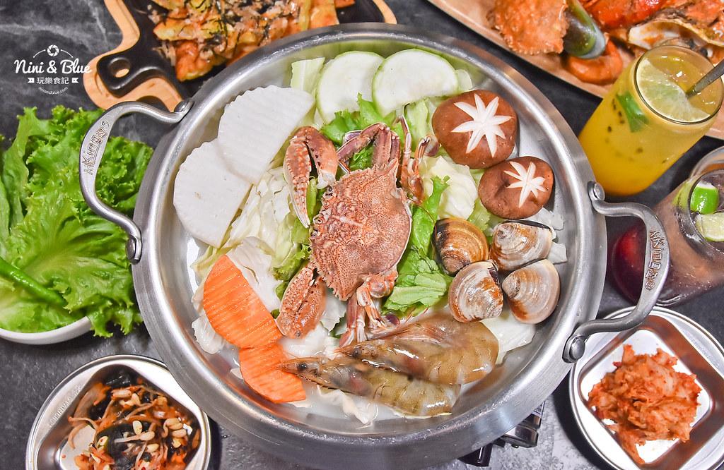 龍門馬場洞燒肉 菜單 台中北屯 摩天輪 海鮮29