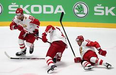 Хоккей. Чемпионат мира. Латвия – Россия