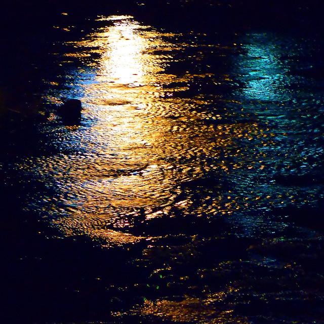水様=Appearance of water-182/Flow of scattered particles