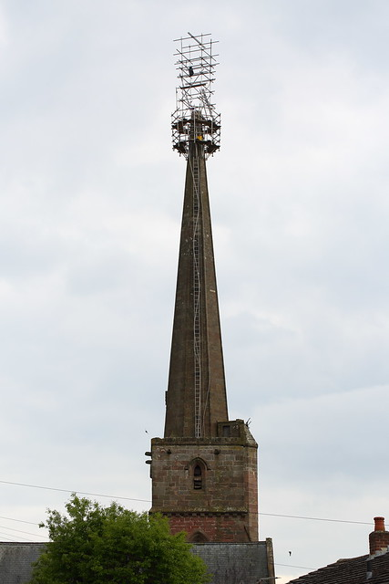 Ecclesiastical Steeplejacks