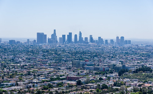Los Angeles Skyline | by MCC_Indianapolis