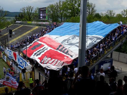 VfR Aalen 1:1 F.C. Hansa Rostock