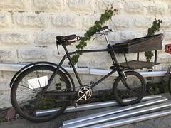 British butcher bike, won best cargo bike (was the only cargo bike)