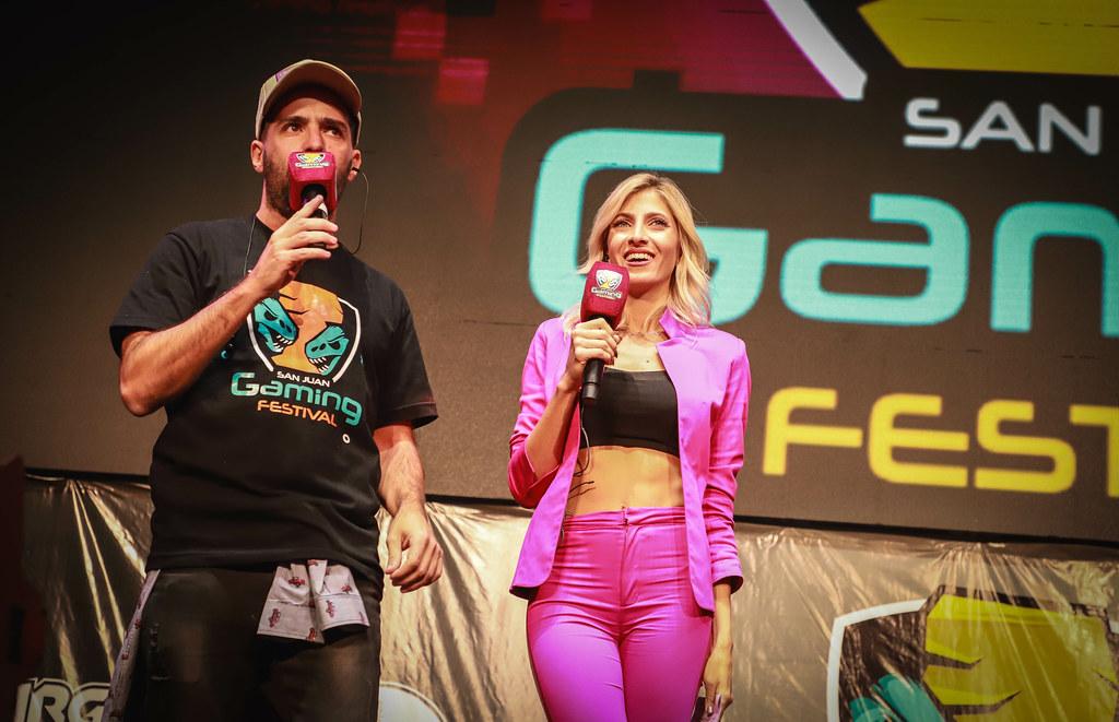 2019-05-18 PRENSA: El San Juan Gaming Festival hizo vibrar a los jóvenes
