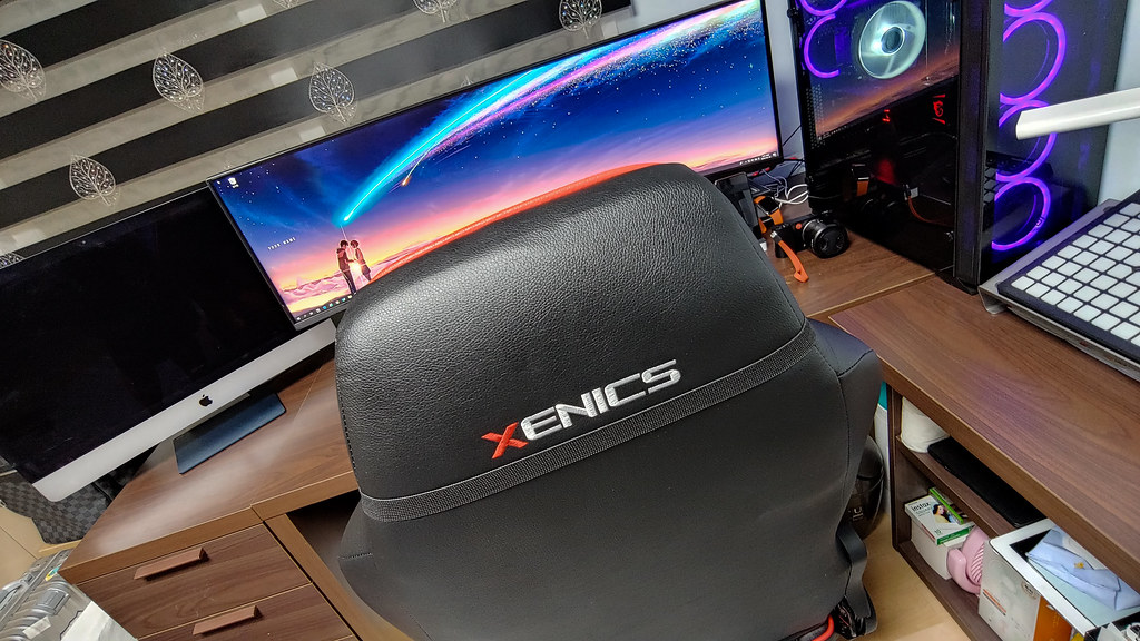 XENICS ARENA GAMING CHAIR