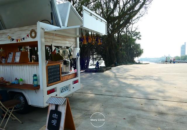 雙北餐車│BuBu Kitchen,質感爆棚的日式咖哩餐車
