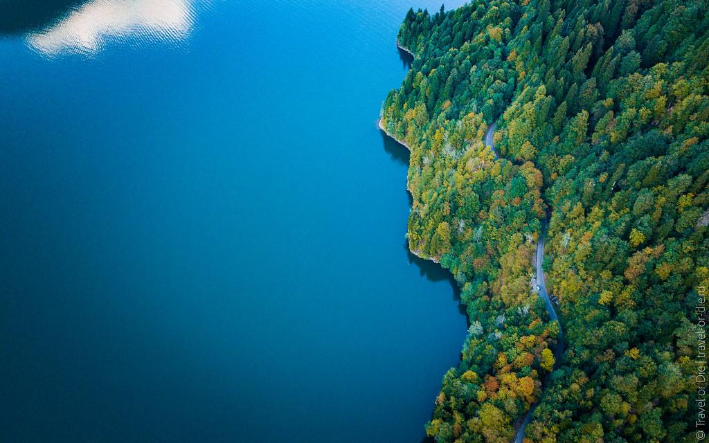 Lake-Ritsa-Abkhazia-Озеро-Рица-Абхазия-dji-mavic-0765
