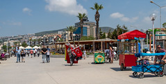 Saturday morning in Kusadasi