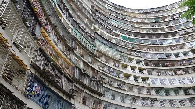 果貿社區,左營小香港