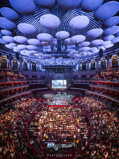 Royal Albert Hall 20/52 2019