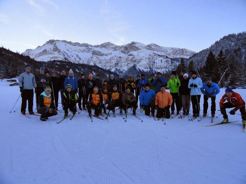 2014-01-26 Training mit dem Schwingclub Rothenburg
