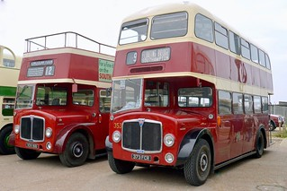 Hastings Bus Rally 2019