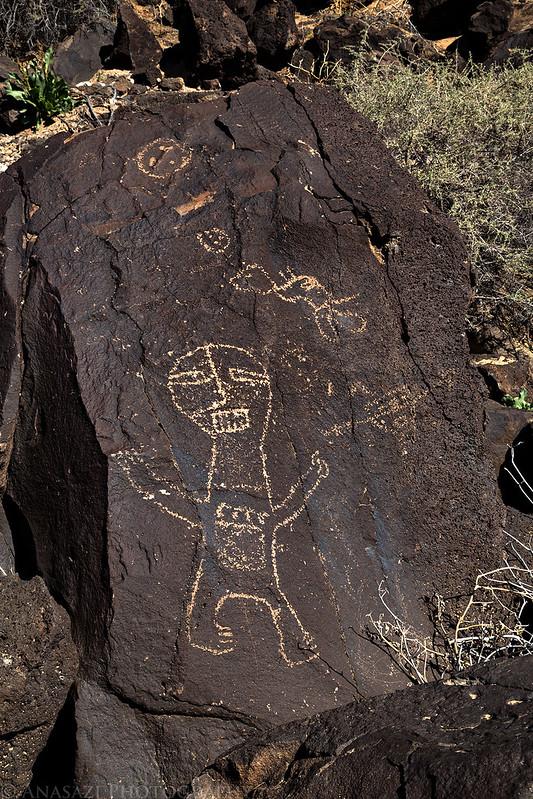 Unusual Petroglyph