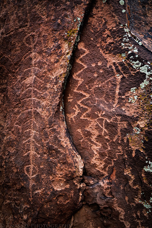 Atomic Rock Petroglyphs