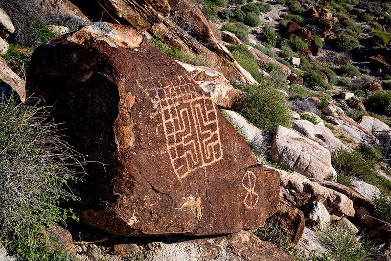 Hillside Boulder