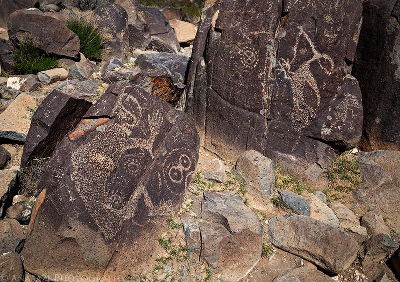 Boulders & Petroglyphs