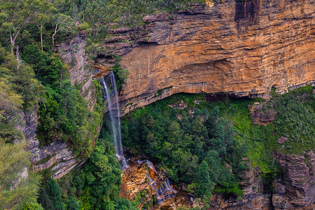 Amazing view @ Katoomba falls