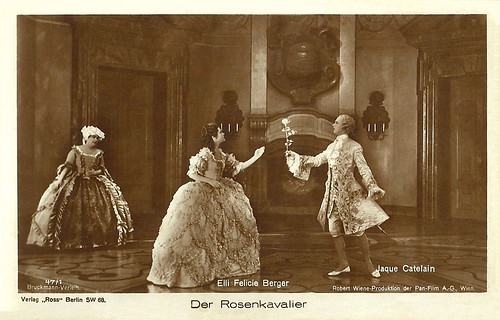 Jaque Catelain in Der Rosenkavalier (1925)