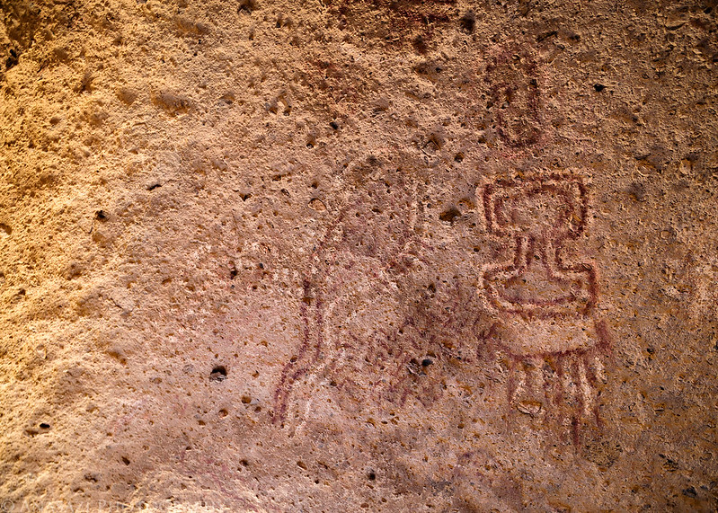 Counsel Rocks Pictographs