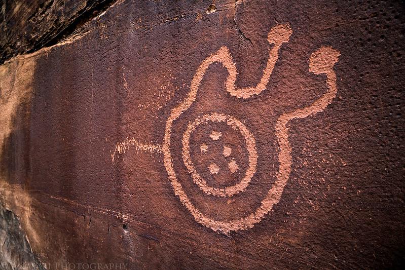 Interesting Petroglyph