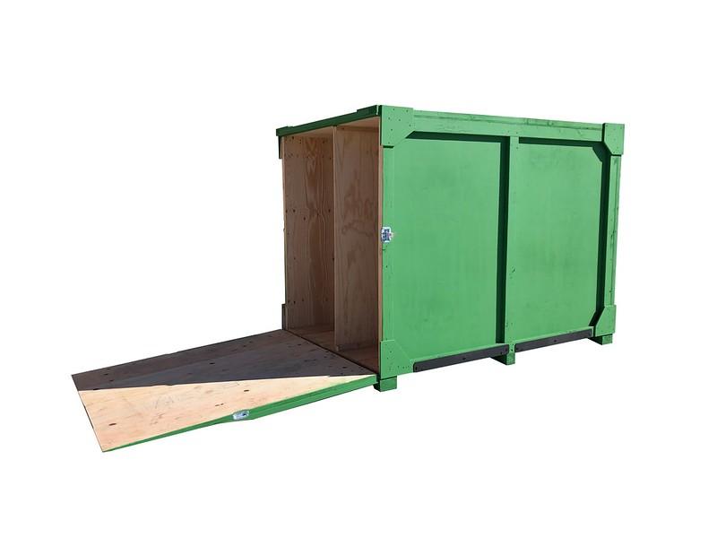Ramp Crates