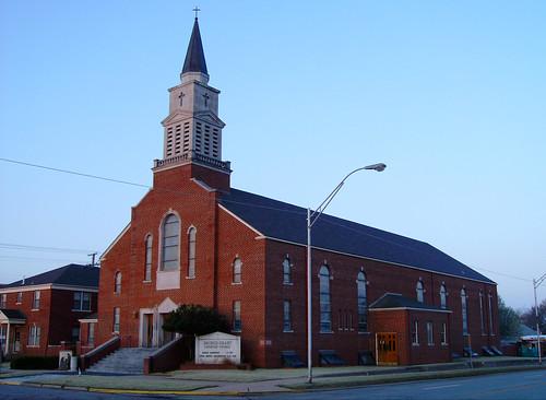 oklahoma churches elreno canadiancounty route66 ok oklahomacitymetropolitanarea chisholmtrail northamerica unitedstates us