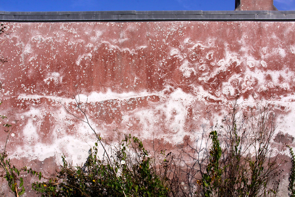 Île de Groix: Kerlard wall