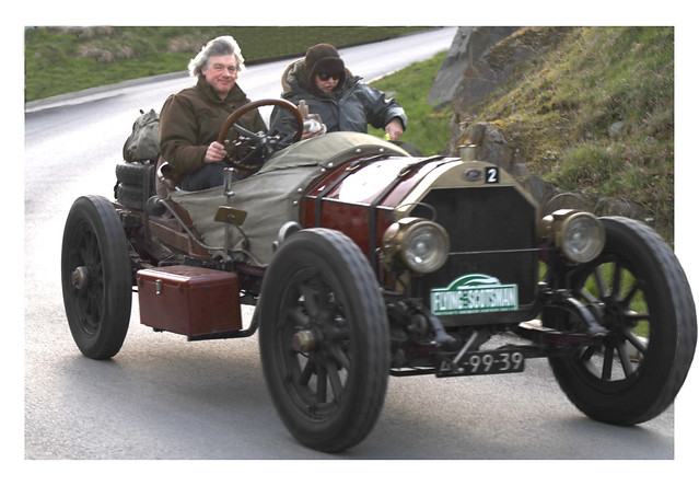 Knox Type R Open Tourer - 1911