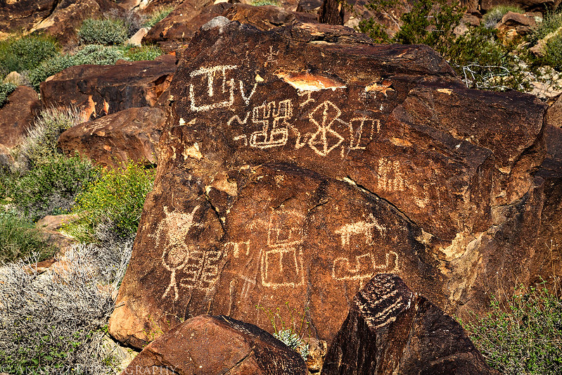 Boulder Petroglyphs