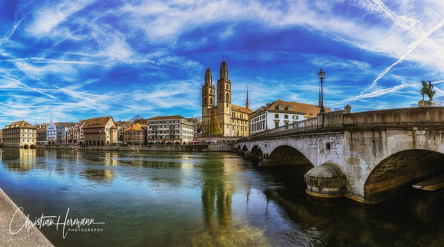 Muenster, Zurich, Switzerland