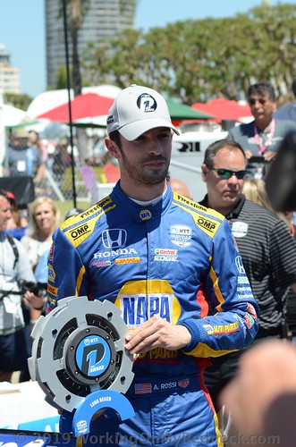 Alexander Rossi | by captleon51