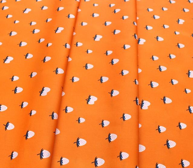 Art Gallery Fabrics Summer Side Backyard Berry Tang