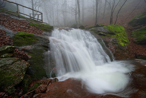 Kopren waterfalls, Old mountain, Bulgaria | by J.u.l.i.u.s.