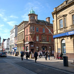 Down Fishergate at Preston