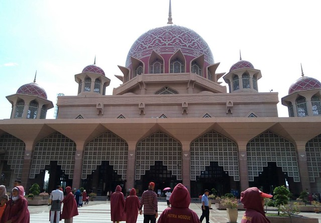 水上粉紅清真寺 (1)