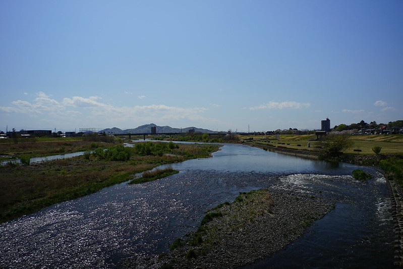 Sony α7Ⅱ+Voigtlander COLOR SKOPAR 21mm F4足利市渡良瀬橋から見る渡良瀬川