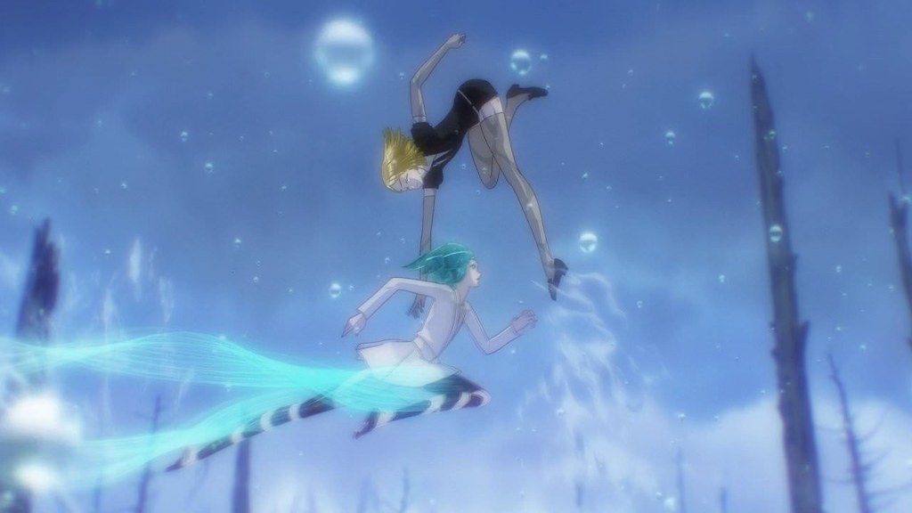 land of the lustrous screen cap 2